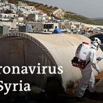 Coronavirus in Syria: How to deal with Covid-19 in a war zone?   DW News