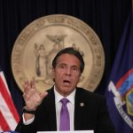 Andrew Cuomo to receive International Emmy for daily COVID-19 briefings – CBS News